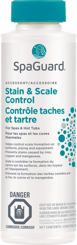 Stain & Scale Control