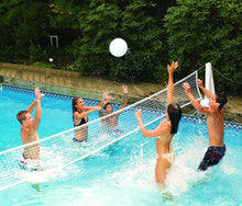 Pool Jam Combo for Inground Pools - Basketball / Volleyball