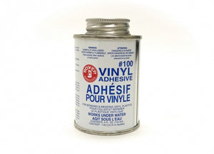 Boxer Vinyl Patch Adhesive - 4oz.