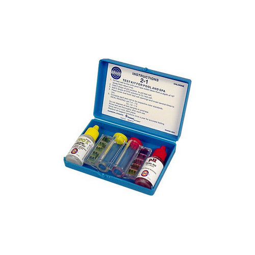 Test Kit - Chlorine and pH