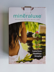Mineraluxe For Hot Tubs FAQ Brochure
