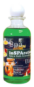 InSPArations Holiday Scent Collection 9oz. (sold separately)