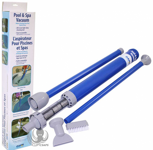 Spa and Pool Vacuum - Handheld OUT OF STOCK (alternate item 5-400-00)