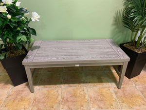 Portofino Driftwood Coffee Table