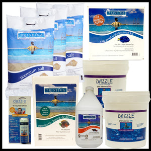 Pristiva Pool Opening Water Care Package