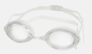 Sailfish Swim Goggles - Adult - Clear/Clear
