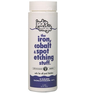 Stain Solution #1 - The Iron, Cobalt & Spot Etching Stuff