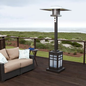 Paramount Square Mission Patio Heater
