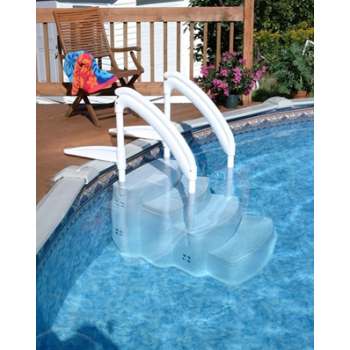 The Festiva Above Ground Pool Step