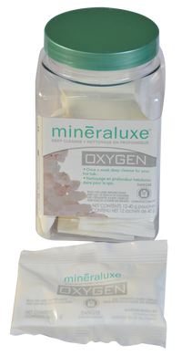 Mineraluxe Oxygen for Hot Tubs
