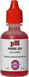 Phenol Red 1oz pH Replacement Drops