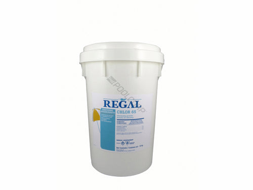 Regal Chlor65 Unstabilized Chlorine 18kg  ** replaces Tabex Blast