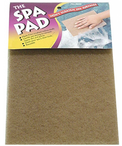 Spa Cleaning Pad - Crushed Walnut