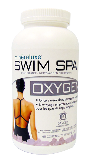 Mineraluxe Oxygen for Swim Spas