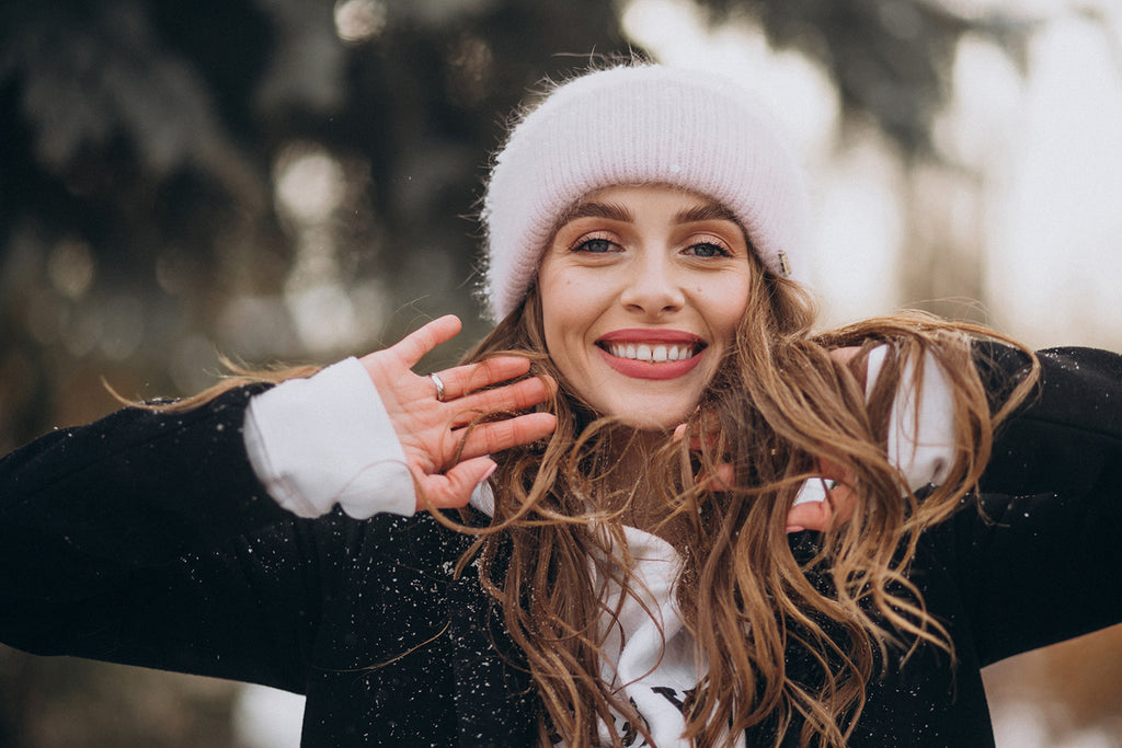 Protecting Your Tape-in Hair Extensions in Cold Weather Climates