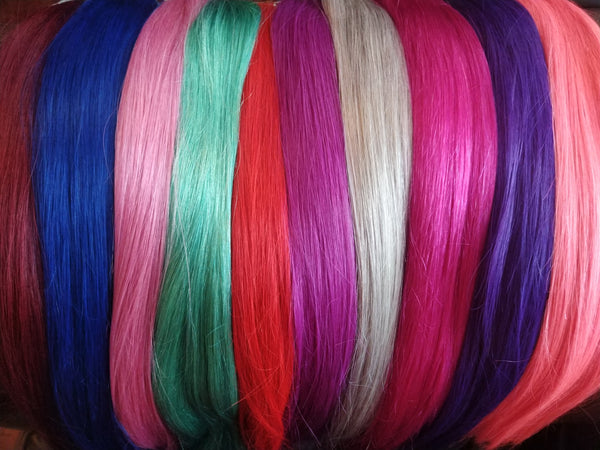 [Salon Pro Tip:] Boost your income with a Pop of Color using Tape in Hair Extensions