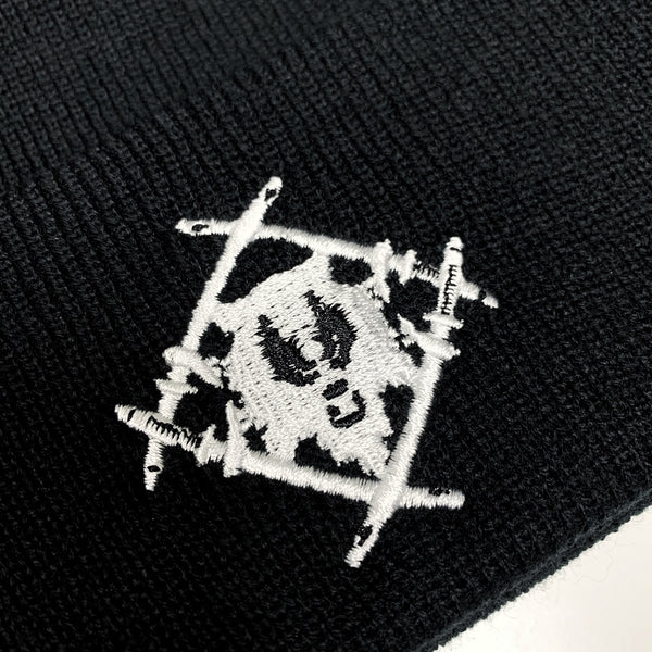 Hollowsquad Ribbed Beanie