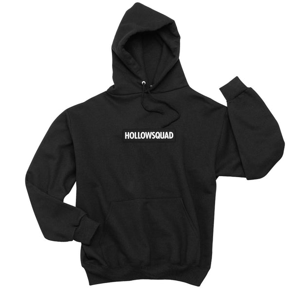 Hollowsquare PVC Logo Hoodie [LIMITED EDITION]