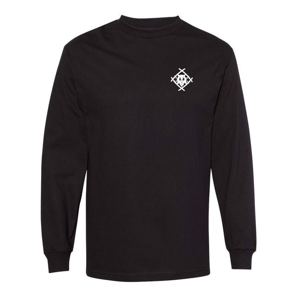 Official Hollowsquad Heavyweight Long Sleeve Tee