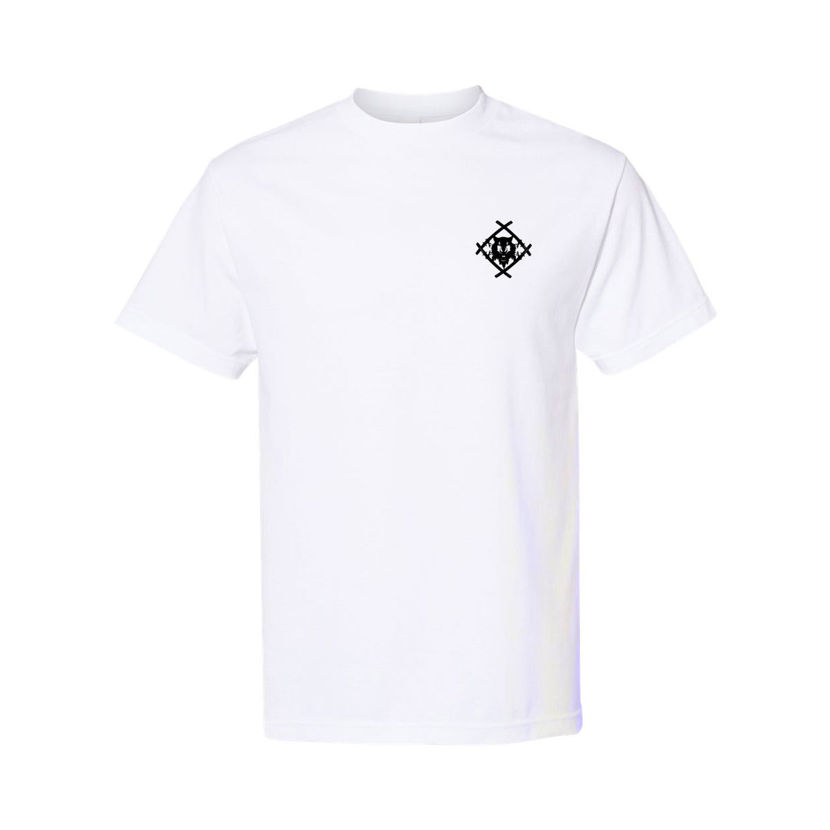 Official Hollowsquad Heavyweight Tee (White)