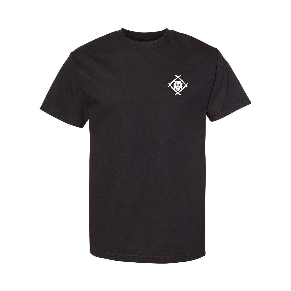 Official Hollowsquad Heavyweight Tee (Black)