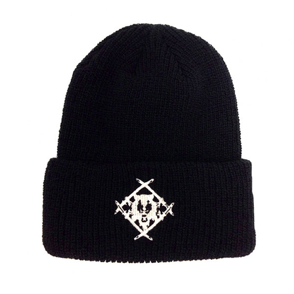 Hollowsquad Ribbed Beanie [RESTOCK]