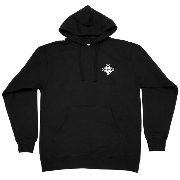 Embroidered Hollowsquad Hoodie [White - LMTD. RESTOCK]