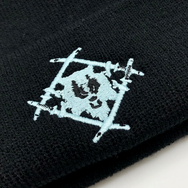 Hollowsquad Ribbed Beanie [Ice Blue - LMTD. to 100 pieces]