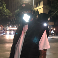 Reflective Hollowsquad Mask [LMTD. RESTOCK]