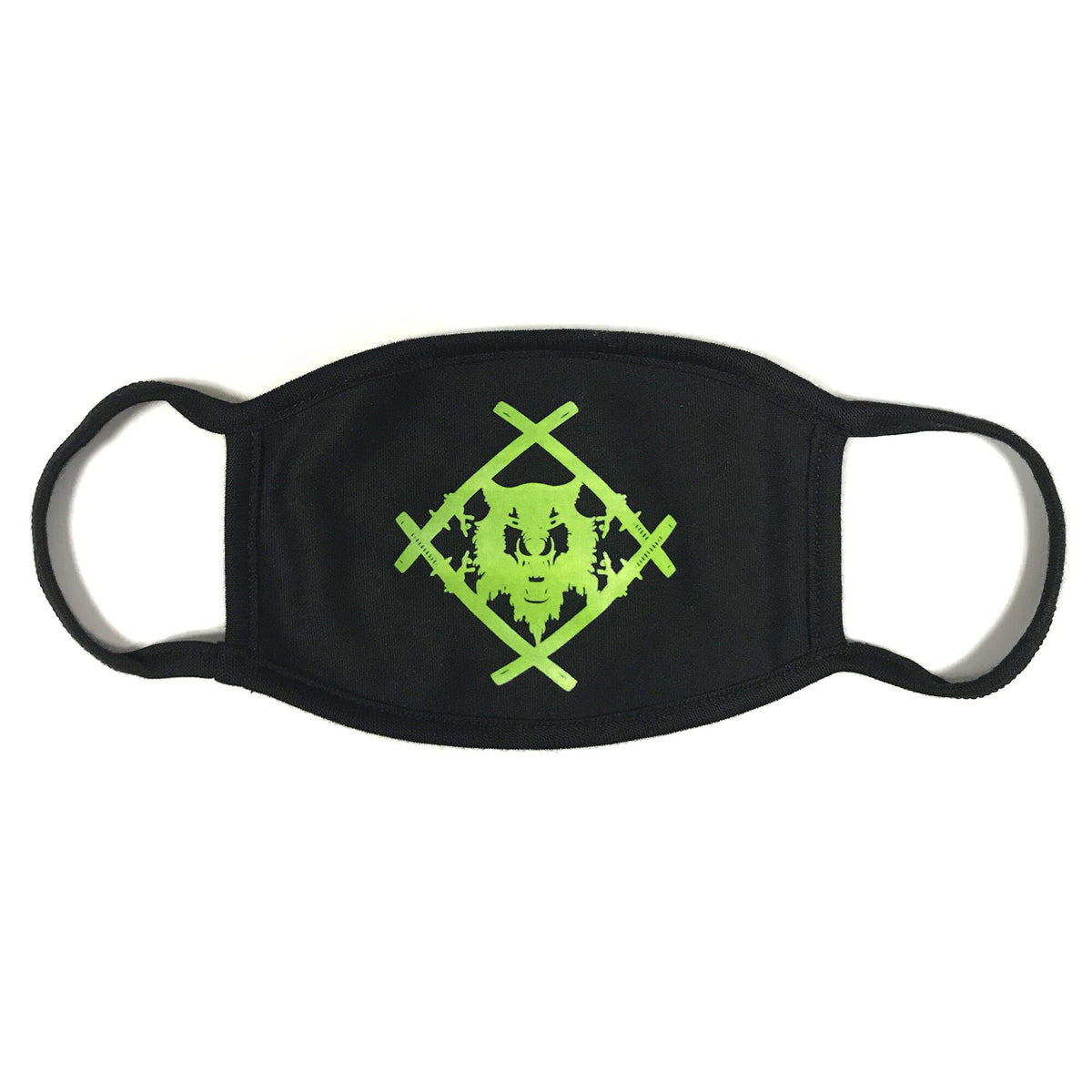 Hollowsquad Mask [NEON GREEN - LMTD]