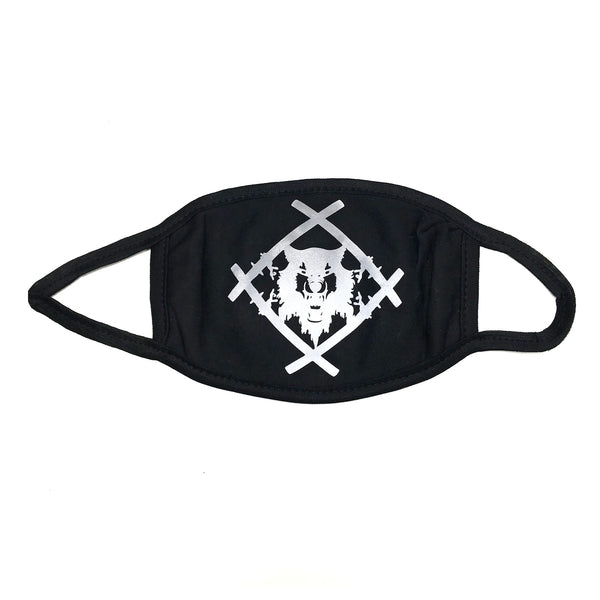 Reflective Hollowsquad Mask [LMTD. to 200 pieces]