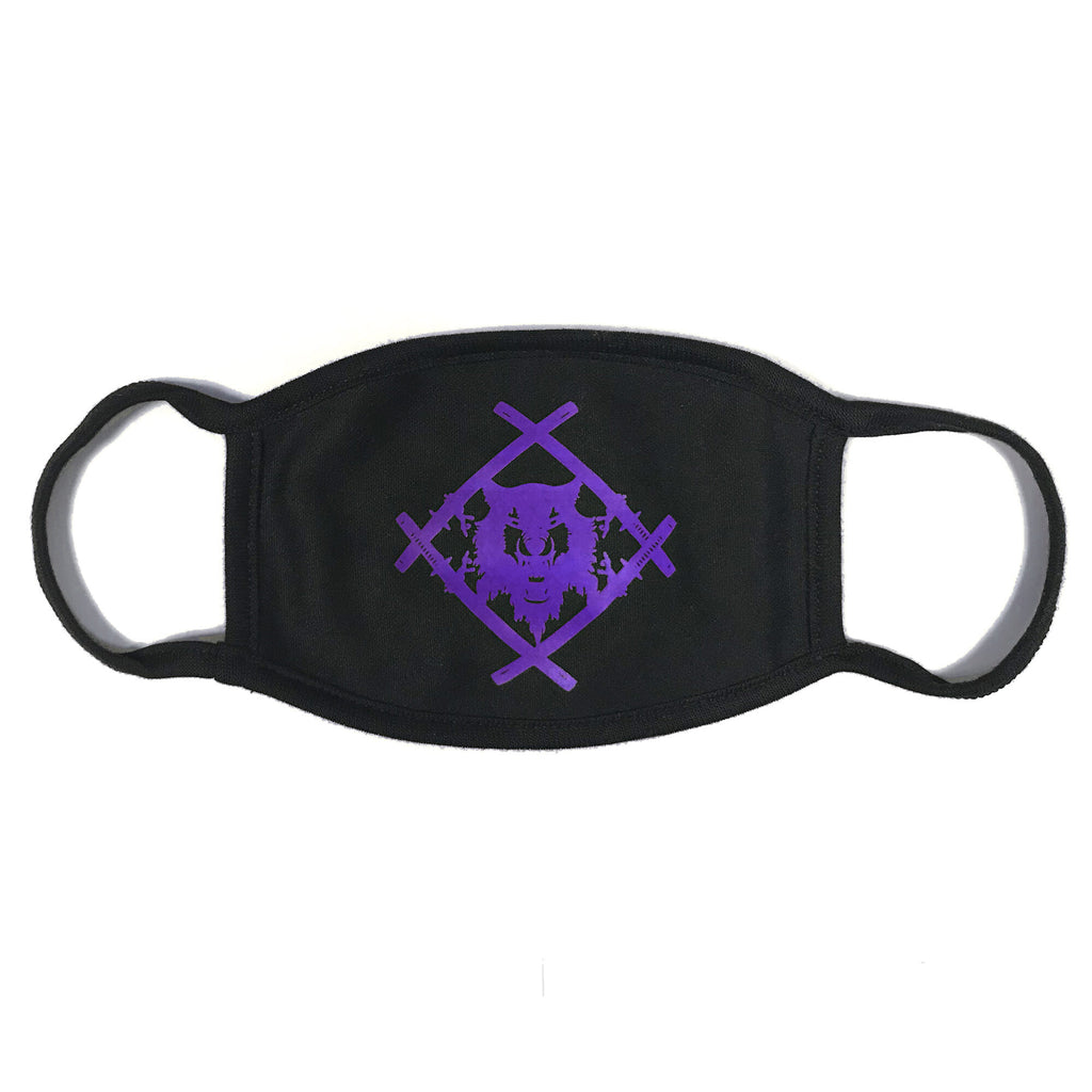 Hollowsquad Mask [Court Purple - LMTD]