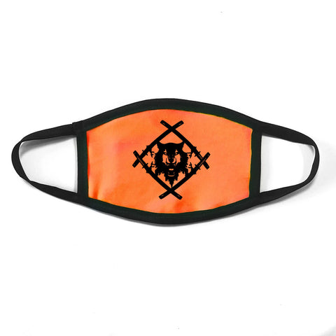 Hollowsquad Mask [ORANGE - LMTD]