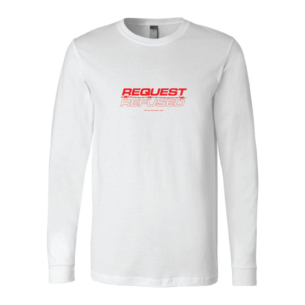 Request Refused Heavyweight Long Sleeve Tee
