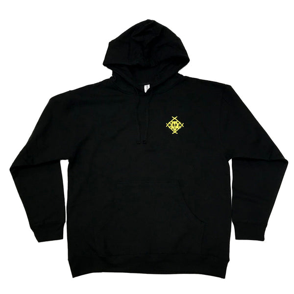 Embroidered Hollowsquad Hoodie [Yellow - Lmtd. to 100 Pieces]