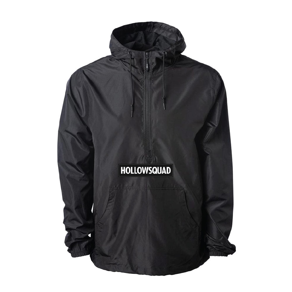 PVC Badge Anorak Jacket
