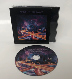 Regular Ambient Highways CD