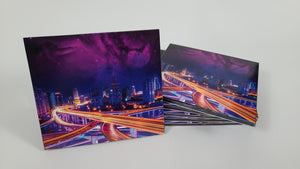 Keith Richie - Ambient Highways - Compact Disc