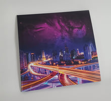 Keith Richie - Ambient Highways - Limited Edition 180 Gram Multi-Colored 2xLP Vinyl