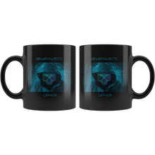 binarywaste 11oz Black Mug