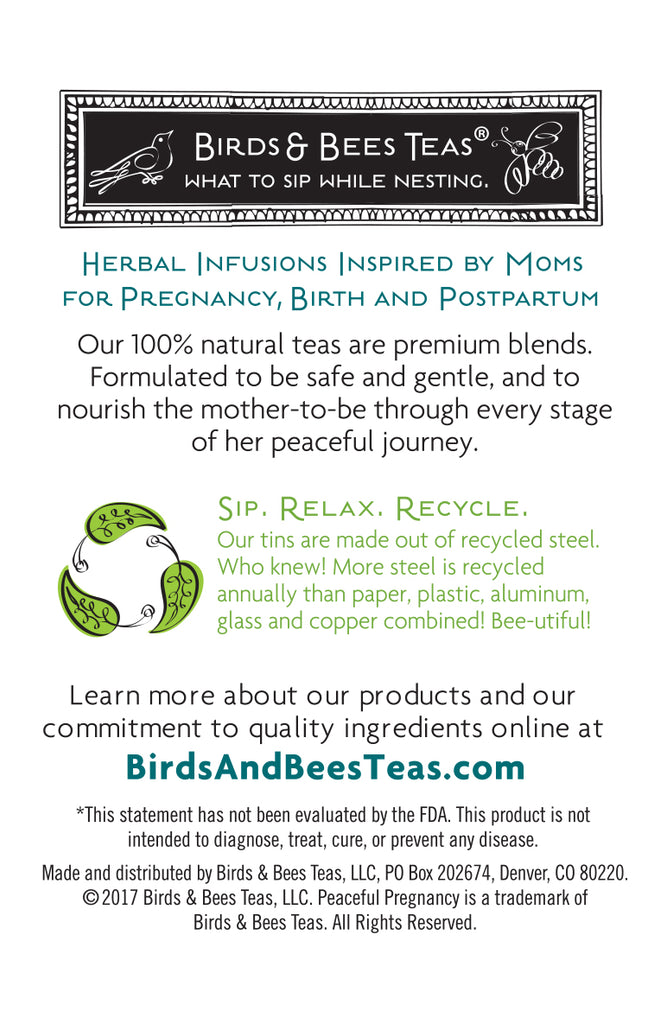 Lighthearted Organic Tea