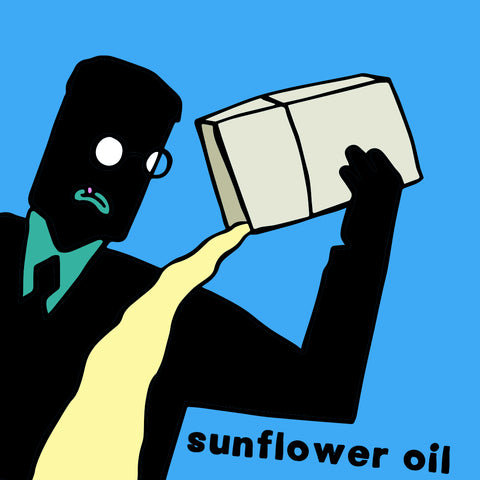 plenny shake sunflower oil
