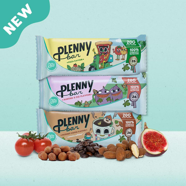 Plenny Bar Sample Pack