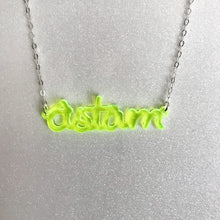 āstam necklace