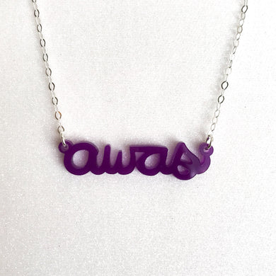 awas necklace