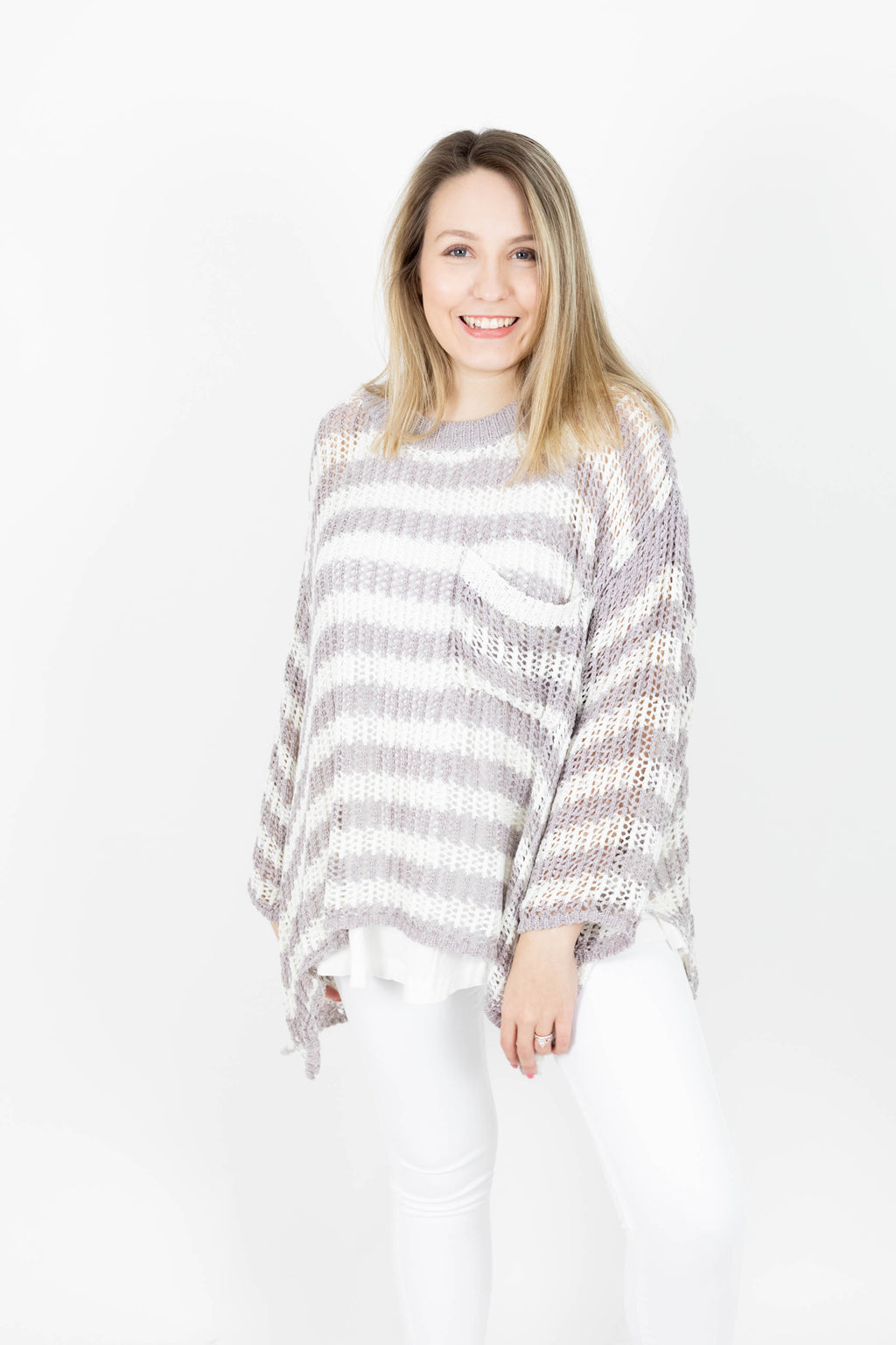 Heaven Sent Lightweight Sweater