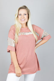 Boldly Boho Top