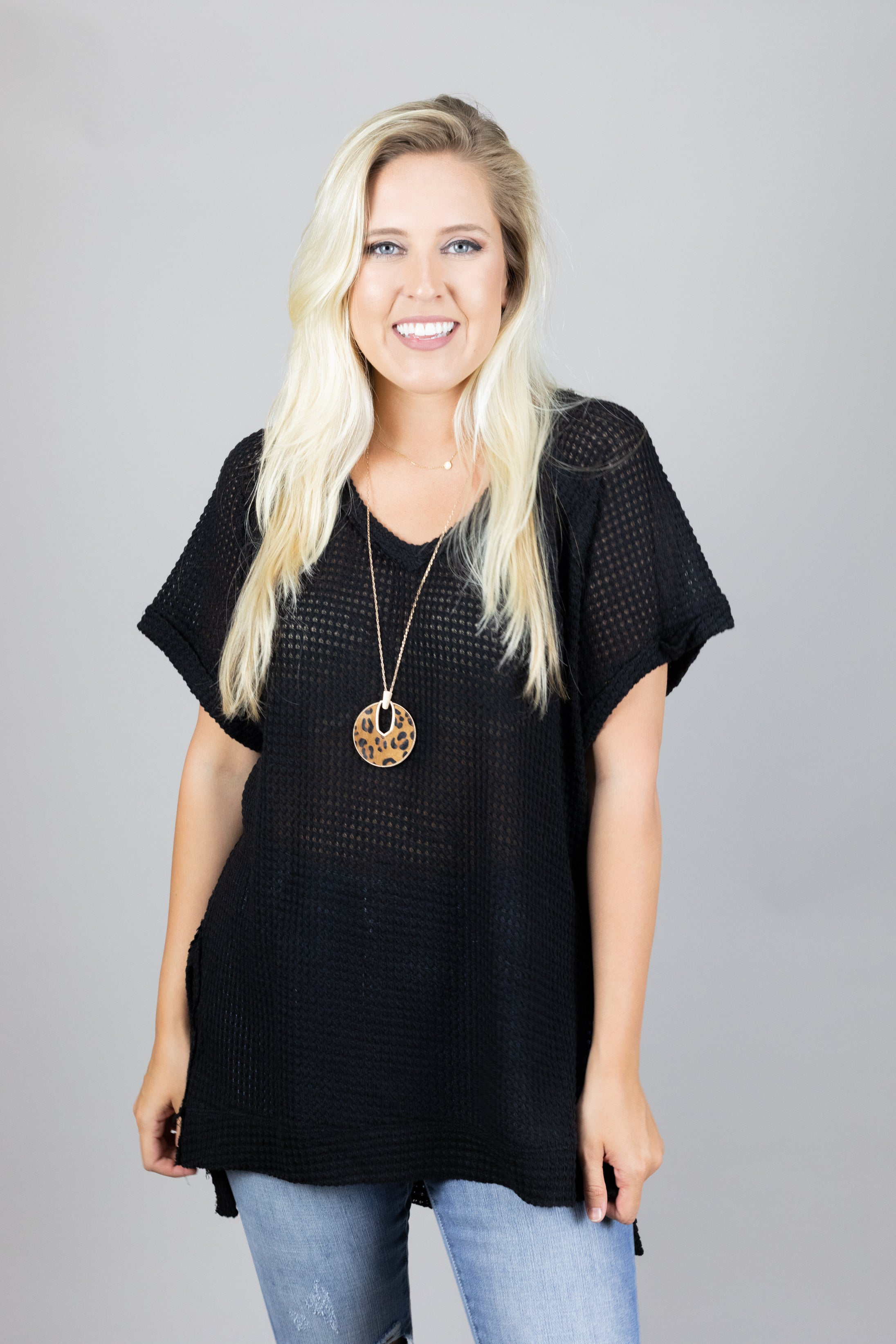 Ready For Takeoff Tunic