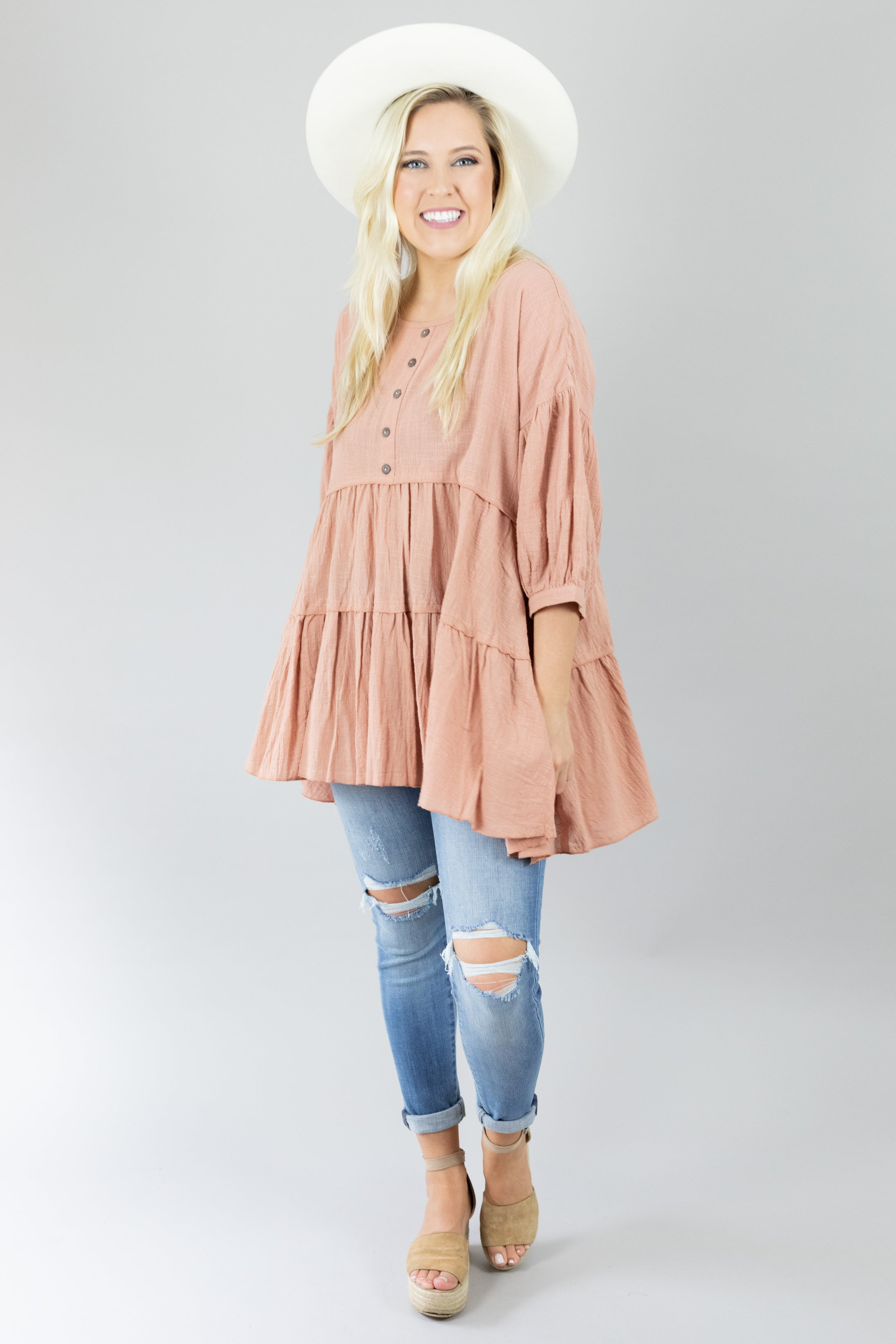 Wit and Whimsy Tunic