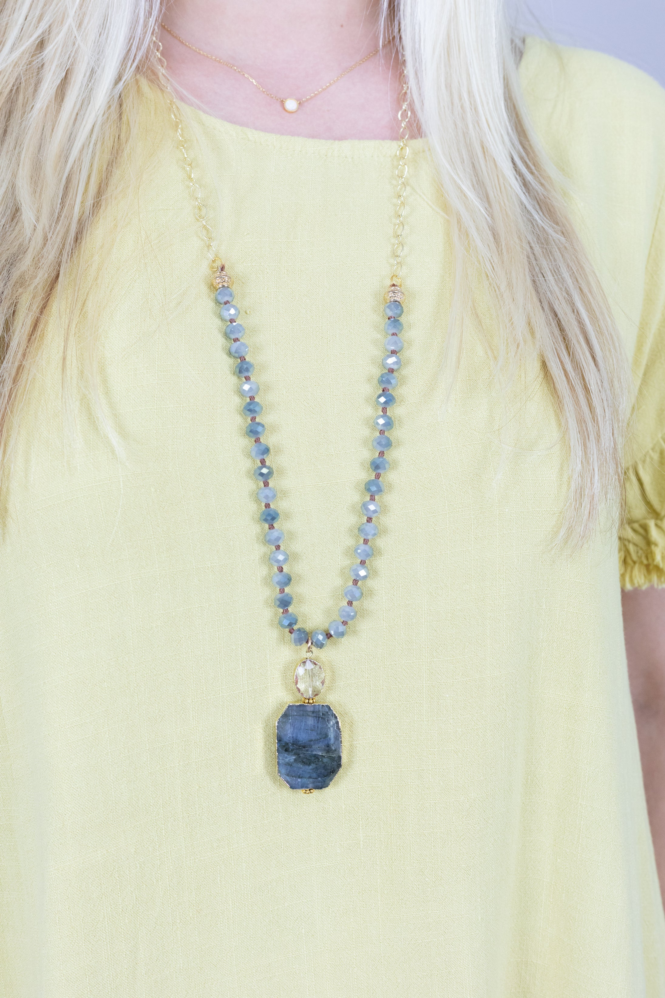 Pair Me with Everything Statement Necklace